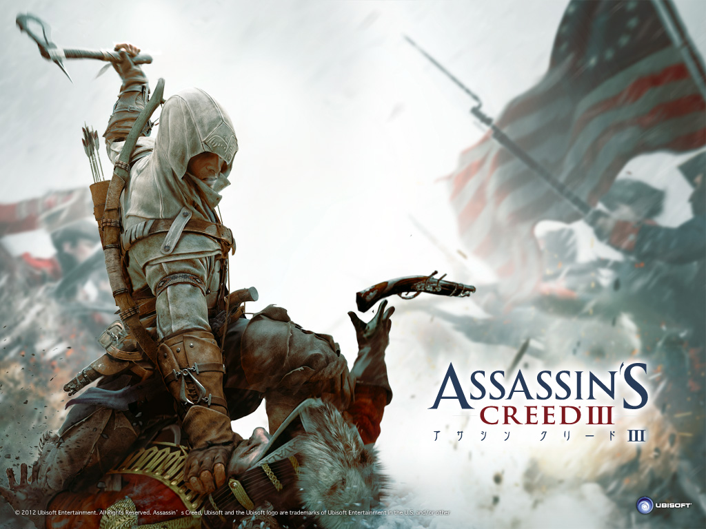 Assassin's Creed 3 - アサシン ...