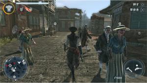 Assassin's Creed 3 Lady Liberty アサシン クリードIII レディ リバティ