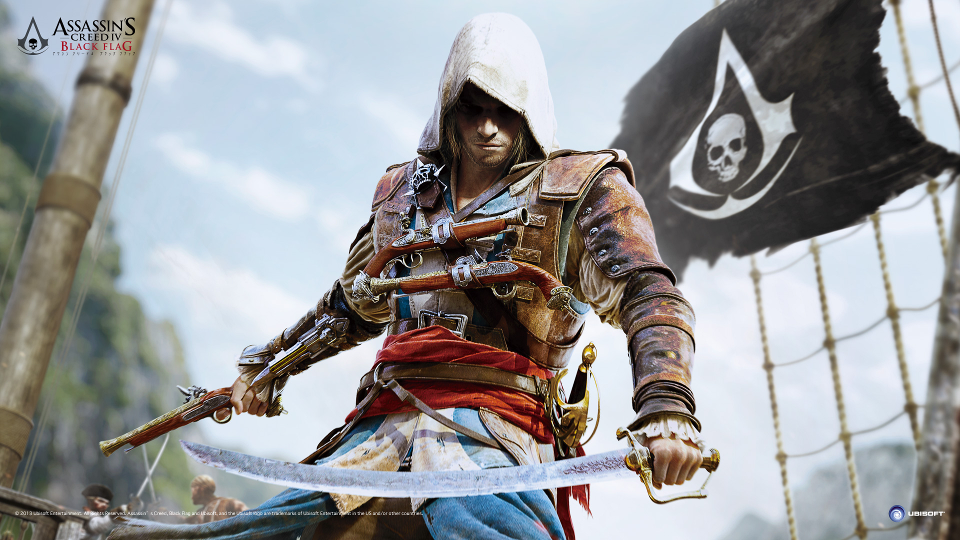 Assassins creed 4 black flag iv 1920 voltagebd Image collections