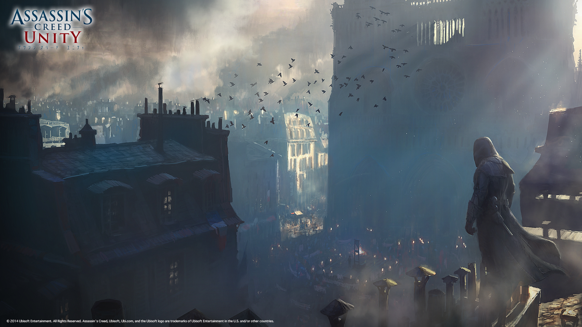 Assassins creed unity pc 19201080 voltagebd Gallery
